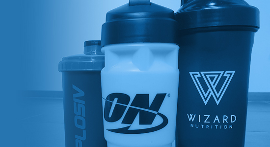 Shakers & Accessories