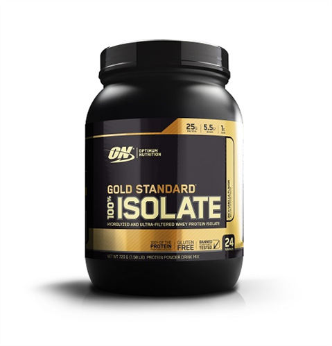 e28db602a Optimum Nutrition Gold Standard 100% Whey Isolate 1.6lb