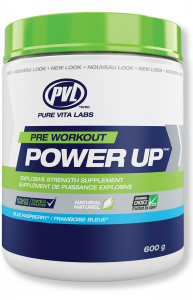 PVL Power Up Pre-Workout 30 Serve - Informed-Choice Certified