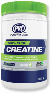 PVL 100% Pure Pharmaceutical Grade Creatine.300g