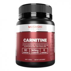 Musashi Carnitine Caps