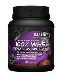 Balance 100% Whey Protein 750g