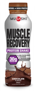 Musashi Muscle Recovery RTD Box of 6