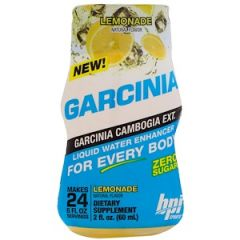BPI Sports, Garcinia Liquid Water Enhancer