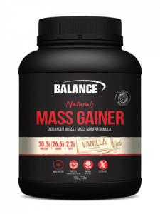 Balance Naturals Mass Gainer 1.5kg
