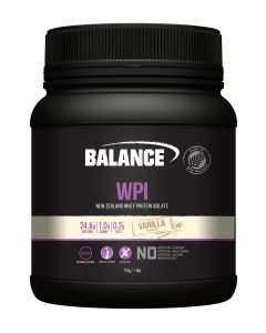 Balance Natural Whey Protein Isolate 750g