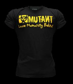 Mutant Black Promo T-Shirt Large