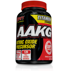 SAN AAKG Nitric Oxide Booster 120caps