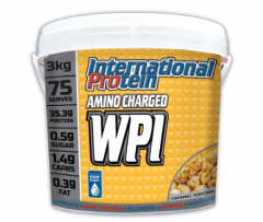International Protein Amino Charged Whey Protein Isolate 3kg