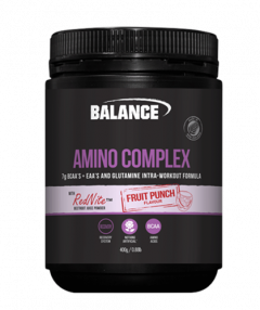 Balance Natural Amino Complex 25 Serve