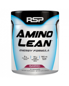 RSP Amino Lean - Fat Burning Aminos With Energy!