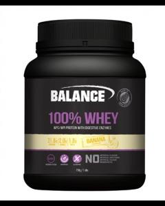 Balance 100% Whey Natural 750g