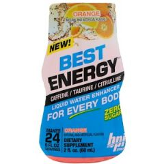 BPI Best Energy Liquid Enhancer