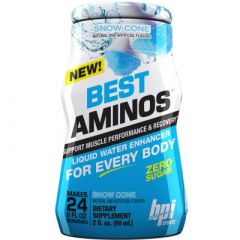 BPI Sports, Best Aminos, Liquid Water Enhancer