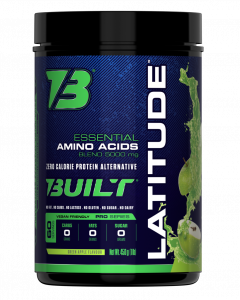 Built Latitude EAA Zero Calorie Recovery Formula/Protein Alternative 60 Serve