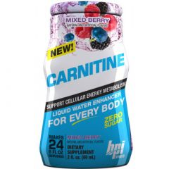BPI Sports, Carnitine, Liquid Water Enhancer