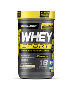 Cellucor Whey Sport Protein 2.3lb