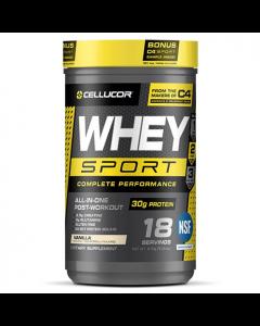 Cellucor Whey Sport Protein 2.3lb