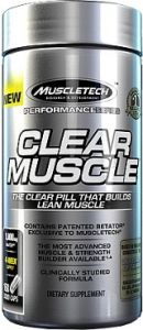 MuscleTech Clear Muscle 84caps
