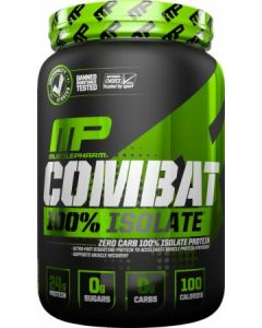 MusclePharm Combat Isolate Zero 2lb