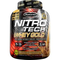 Muscletech Nitro-Tech Whey Gold 5.5lb