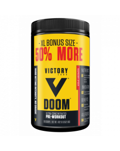 Victory Labs DOOM Pre-Workout 90 Scoop