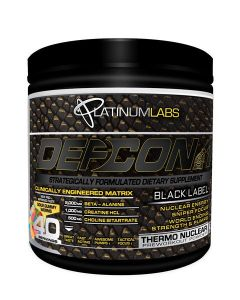 Platinum Labs Defcon1 Black Label 40 Serve