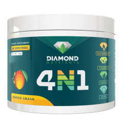 Diamond Nutrients 4N1 60 Serve - Health Booster.