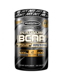 MT Essential Series Platinum BCAA 8:1:1 200ct