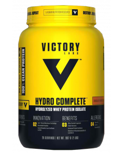 Victory Labs Hydro Complete Isolate 2lb