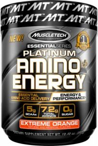 MuscleTech Platinum Amino + Energy 30 Serve