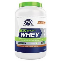 PVL Grass Fed Sports Isolate Whey 2lb