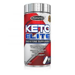 Muscletech Keto Elite - BHB Ketone Supplement 60cap