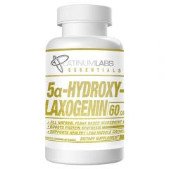 Platinum Labs 5a-Hydroxy Laxogenin 60cap
