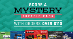 Mystery Supplement Pack (limit 1 per person)