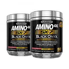 Muscletech Amino 4XL SX-7 Black Onyx 50 Serve