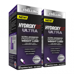 MuscleTech Hydroxycut Ultra 72 Rapid Release Capsules