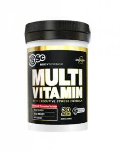 BSC Multi Vitamin (1 a Day Formula) 30caps