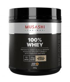 Musashi 100% Whey 330g