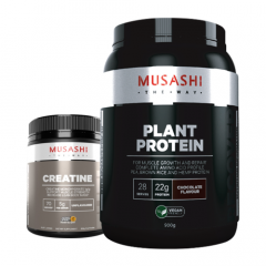 Musashi Plant Protein 900g