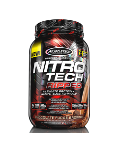 Muscletech Nitro-Tech Ripped 2lb