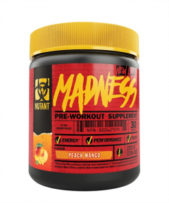 Mutant Madness Pre-Workout 30 Serve
