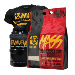 Mutant Mass - New & Improved 15lb