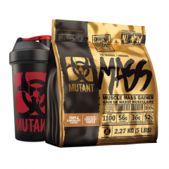 Mutant Mass Limited Collectors Edition Gold Bag 5lb