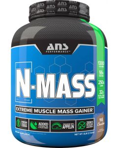 ANS Performance N-MASS Gainer 6 lb