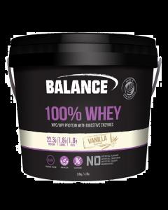 Balance 100% Whey Natural 2.8kg