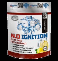 International Protein N.O Ignition - Stim Free Pre-Workout