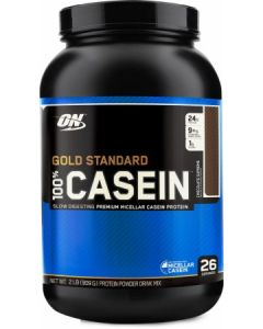 Optimum Nutrition 100% Casein Protein 2lb