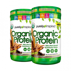 Purely Inspired Organic Plant Based Protein 4lb - Contains Added Fruit & Veges