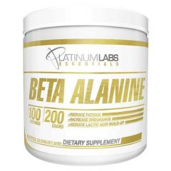 Platinum Labs Beta Alanine 100 serve